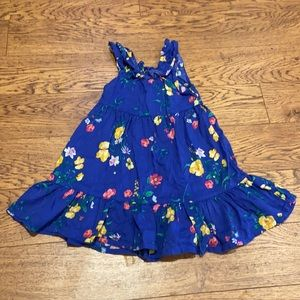Beautiful floral toddler dress - 2T